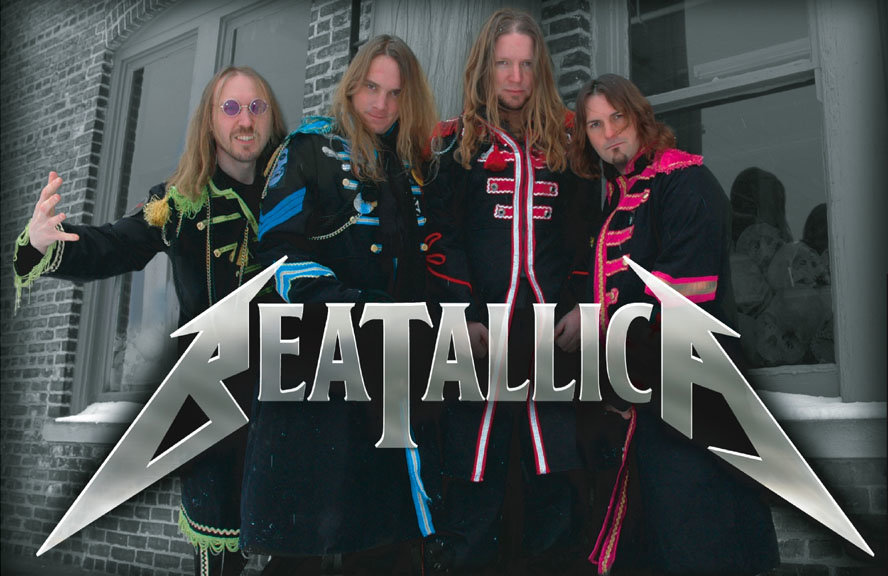 Beatallica: Beatles + Metallica
