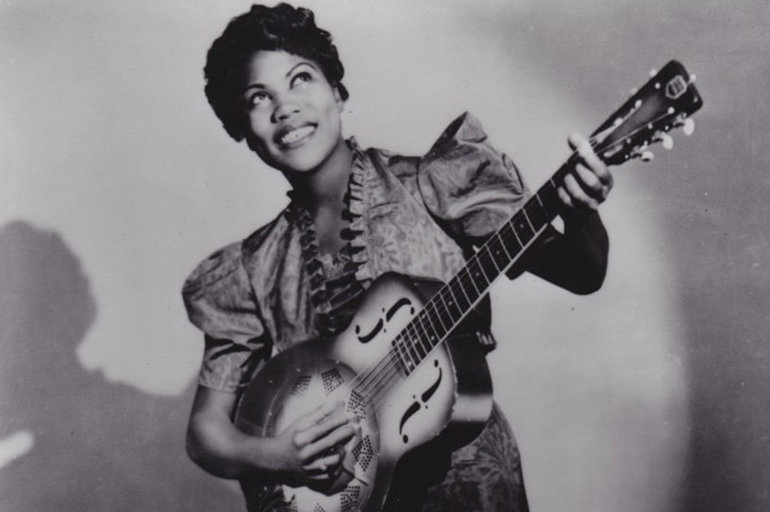 SISTER ROSETTA: la madre olvidada del Rock and Roll