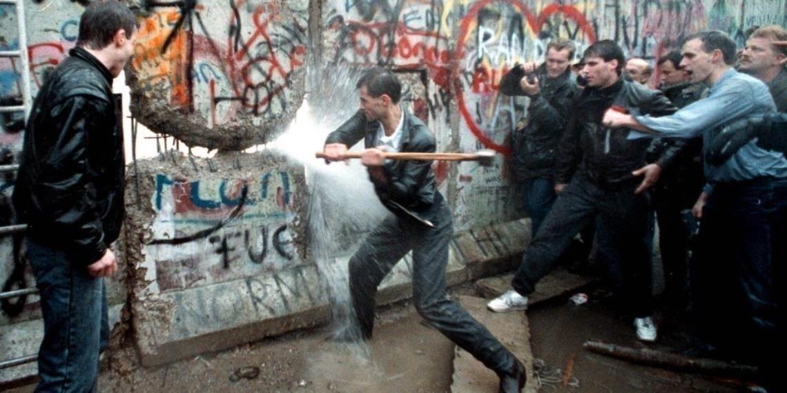 Foto Del Día 29 Años De La Caída Del Muro De Berlín Imagen Eulixe