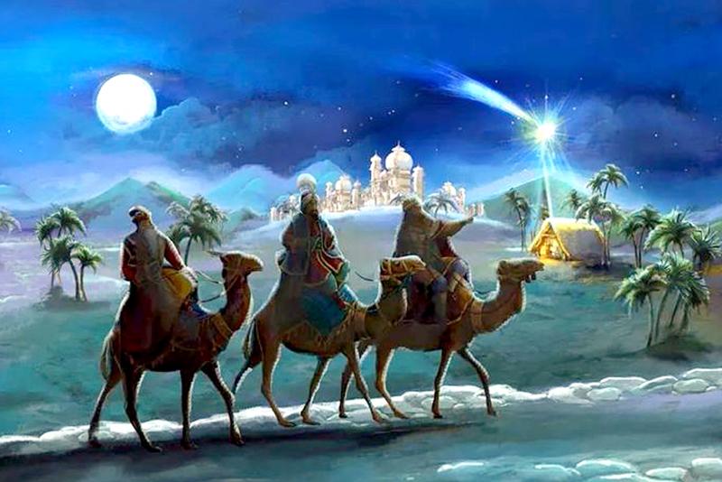 Imagenes Sobre Reyes Magos.Curiosidades De Los Reyes Magos Reportajes Eulixe