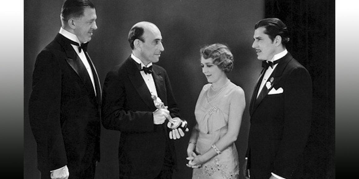 La academia del cine celebró la primera ceremonia de los Oscar el ...