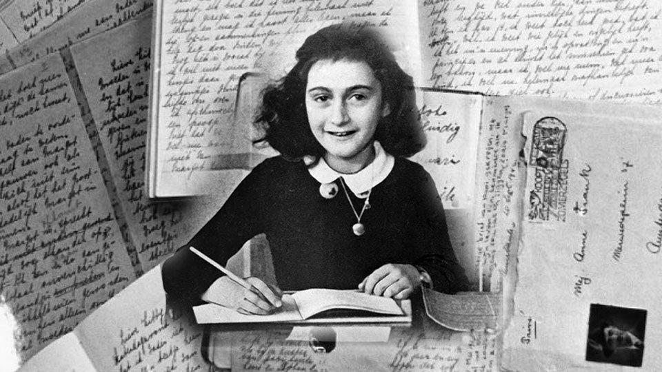 El 14 De Junio De 1942 Ana Frank Empezo A Escribir Su Famoso Diario Foto Del Dia Eulixe